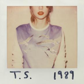 1989 (Big Machine Records, 2014)