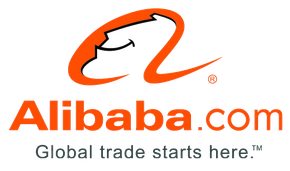 Logo Alibaba.com Aktie mit Dividende aus China so wie Amazon