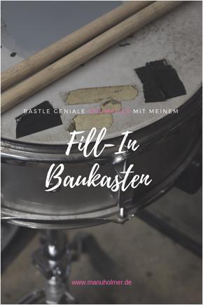 Schlagzeug spielen Fill-In Konzepte