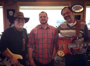 The Shasta Inn Presents Soda Creek Friday, December 12th from 7pm-10:30pm