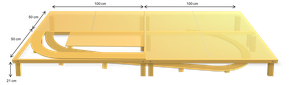 Modellbahnanlage