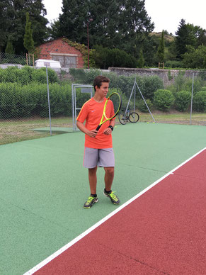 tennis club langeadois