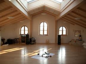 Seminarraum im Seminarhaus Herberge