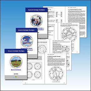 Manuales ilustrados del Curso de Astrología
