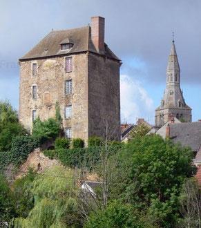 Donjon des Chauvigny