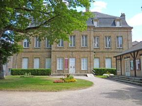 Le lycée George Sand : de l'Hôtel de Villaines