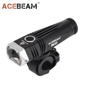 Lampe vélo VTT Acebeam BK10 2000 Lumens