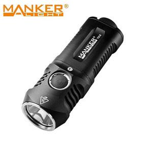 lampe torche AA manker T02 1500 lumens