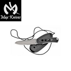Couteau de cou Max knives P280T