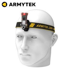 micro lampe frontale armytek zippy ES WR Rouge rubis