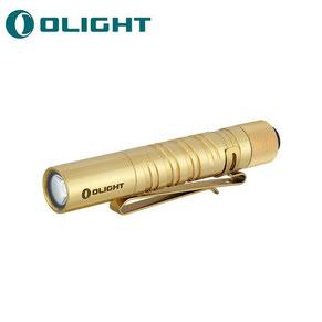 lampe torche olight i3t Laiton Brass Edition limité