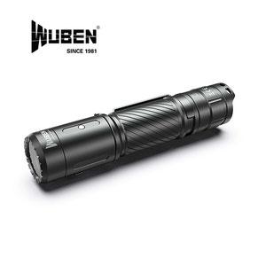 Lampe wuben C3 1200 lumens rechargeable