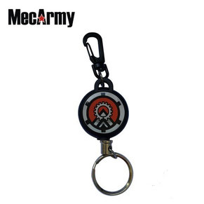 MecArmy gear retractor porte clé rétractable