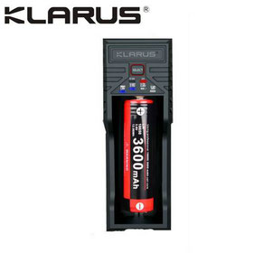 Chargeur simple klarus K1 noir