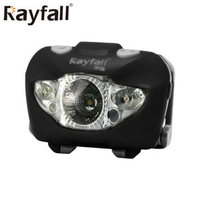 Lampe frontale Rayfall HP3A-S Noir