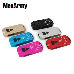 micro lampe rechargeable de défense avec sirène mecarmy SGN7 550 Lumens