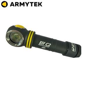 lampe frontale armytek Elf C2 USB XP-L 980 Lumens warm