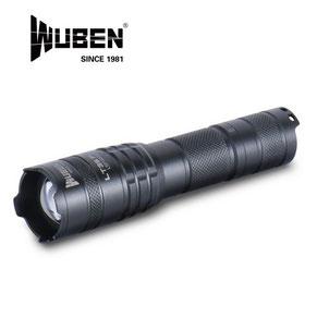 Lampe wuben LT35 1200 lumens rechargeable