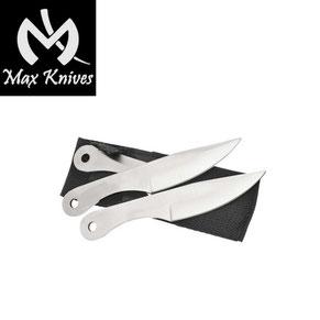 Set de 3 petits couteaux de lancer Max Knives P3422.3