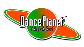 Tanzschule DancePlanet Logo aus den anfängen