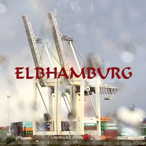 Portalkran Elbe Hamburg