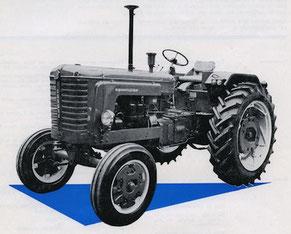 1957: UTOS 45