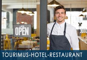 Kunden Tourismus-Hotel-Restaurant