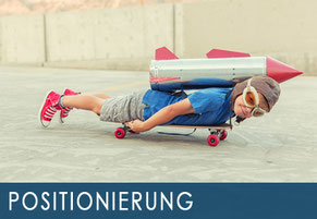 Marketing Positionierung