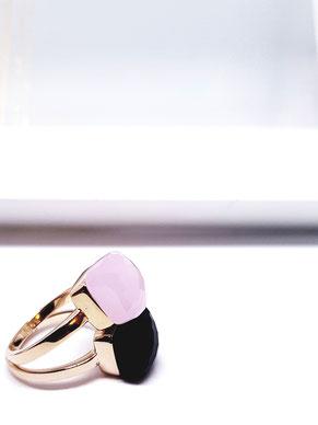 Bague carrée,bijoux