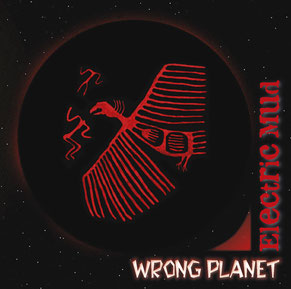 Electric Mud - CD Wrong Planet