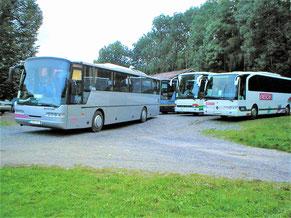 Vereinsreisen, Busgruppen, Busreisen