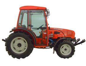 Goldoni Energy 80 Cab Tractor