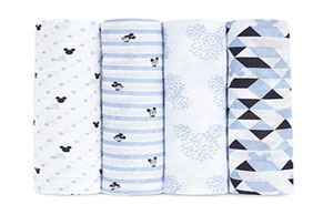 Baby Can Travel Store - Aden & Anais Swaddle Blankets - Giggle.com