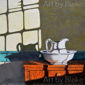 Verenas Stillife by Blake
