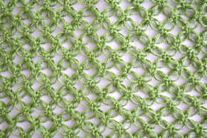 Chal o shawl de primavera tejido a crochet!