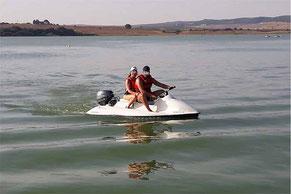 alquiler de moto acuática en Arcos
