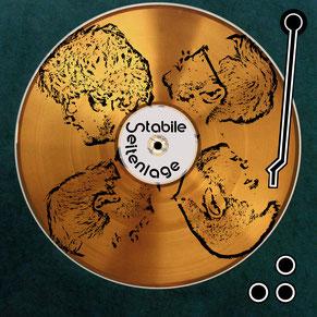 Stabile Seitenlage Band Logo
