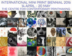 Mini Print Biennial in Northern Ireland