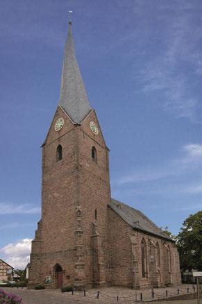Bild der St.Georg-Kirche