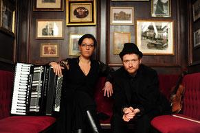 Johannes Paul Gräßer & Szilvia Csaranko - Rumeynishe Fantasien