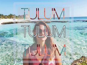 Tulum in Mexiko