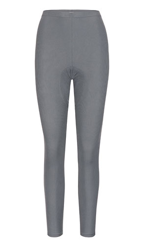 VINZ silkwear Sportbasic Damen Leggings. Baselayer aus reiner Bio-Seide. Leggings Wendy.