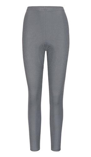 VINZ silkwear Sportbasic Damen Leggings. Baselayer aus reiner Bio-Seide. Leggings Wendy.