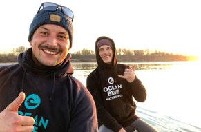 Team der SUrfschule Oceanblue Watersports in Rerik und Kühlungsborn