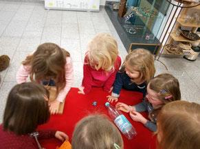 Kindergeburtstag Idee Düsseldorf ELA EIS