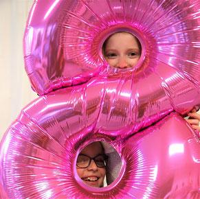 Kindergeburtstag 8 Jahre Duesseldorf ELA EIS