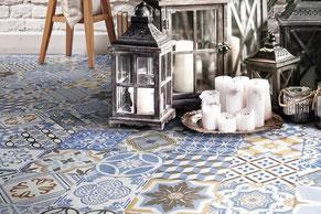 piastrelle da pavimento e rivestimento colorate belle e economiche