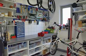 e-Bike Service & Werkstatt