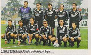 1990-91 Serie C2 Derthona-Gubbio 0-1