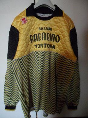 1990-91 Serie C1 Maglia portiere